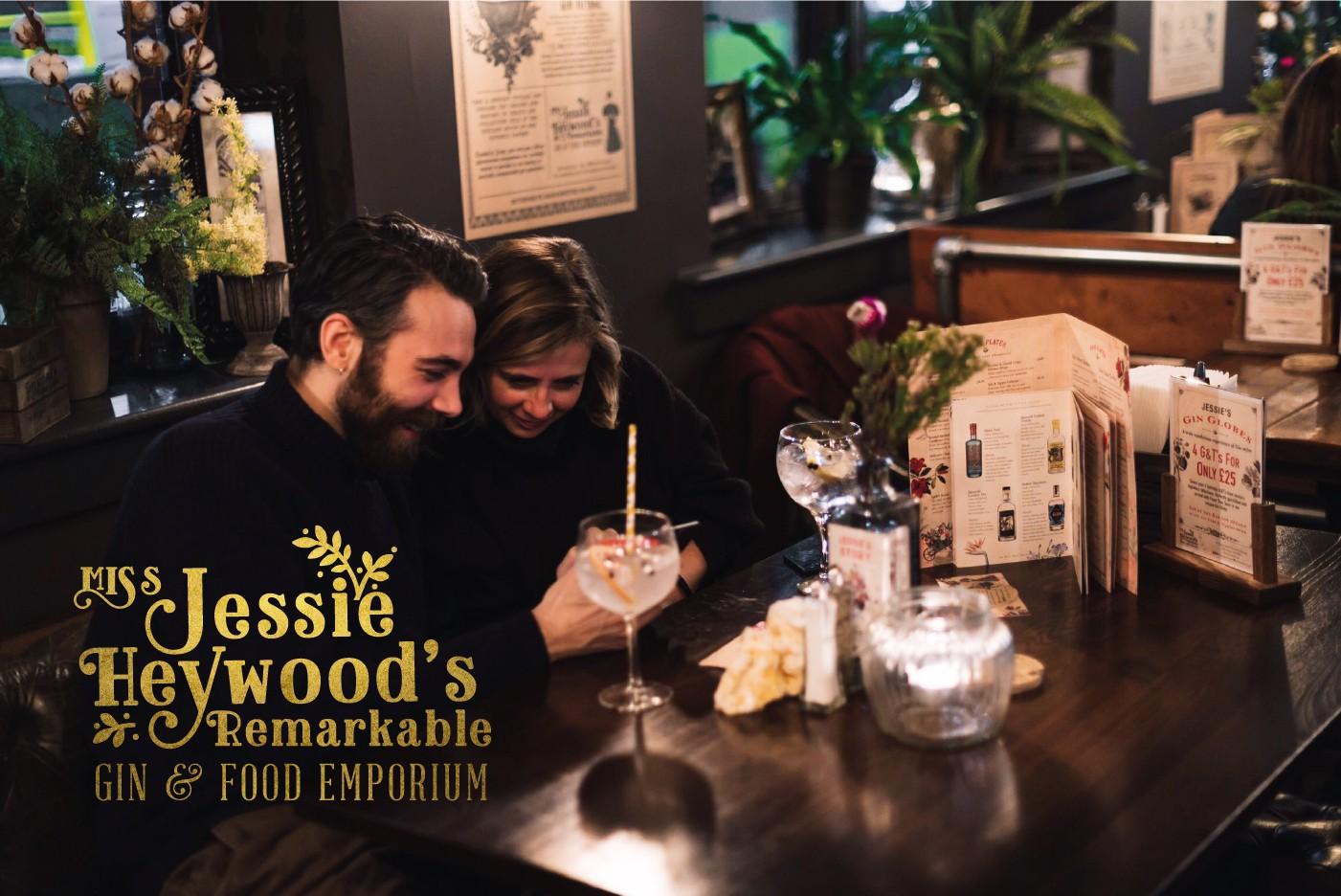 Jessie Heywood's