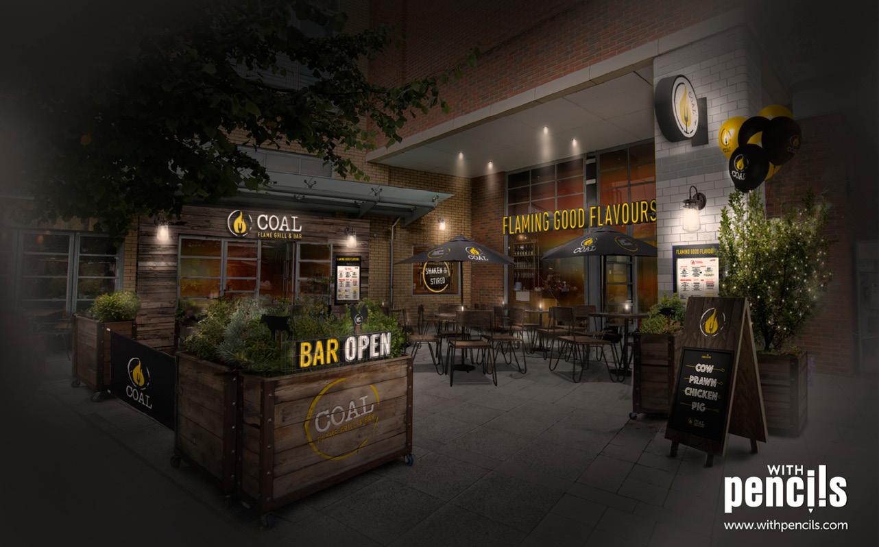 Coal Marketing Hospitality