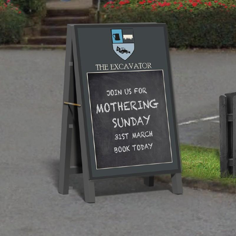 Marston Village signage