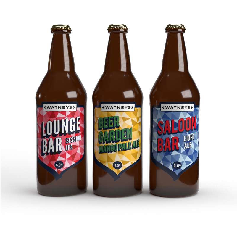 Product Mockup Beer